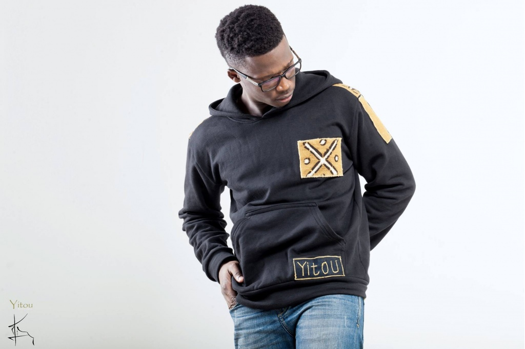 Bogolan Hooded Sweater