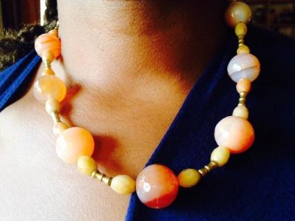 necklace pastel nana