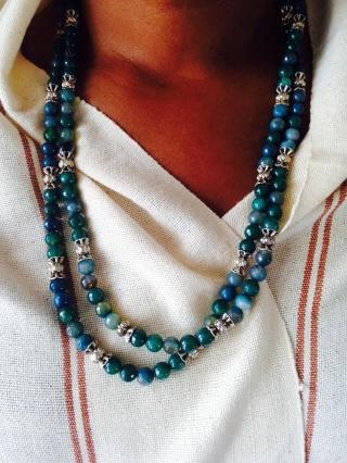 necklace handmade nana