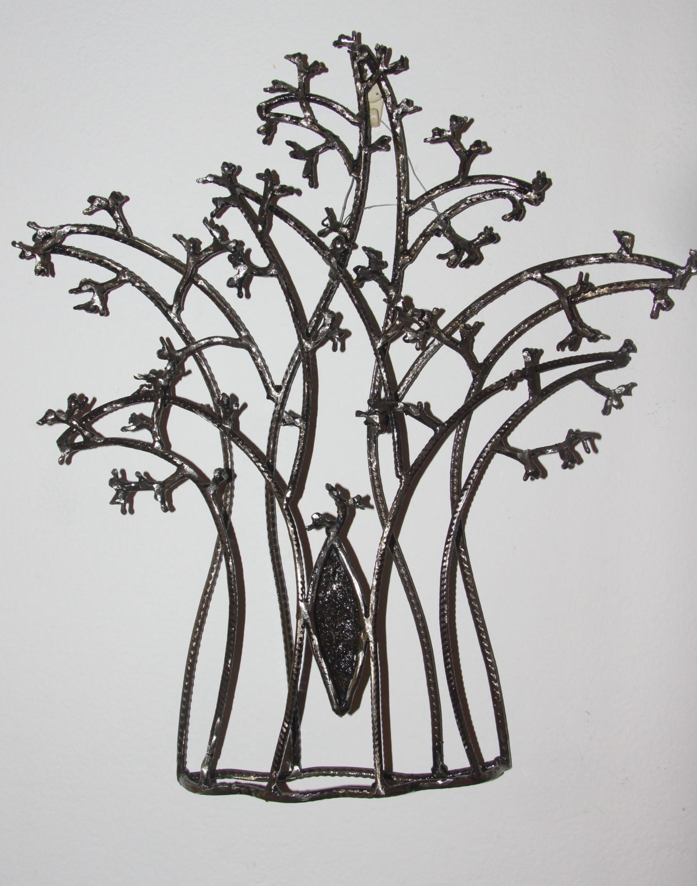 Baobab twisted iron