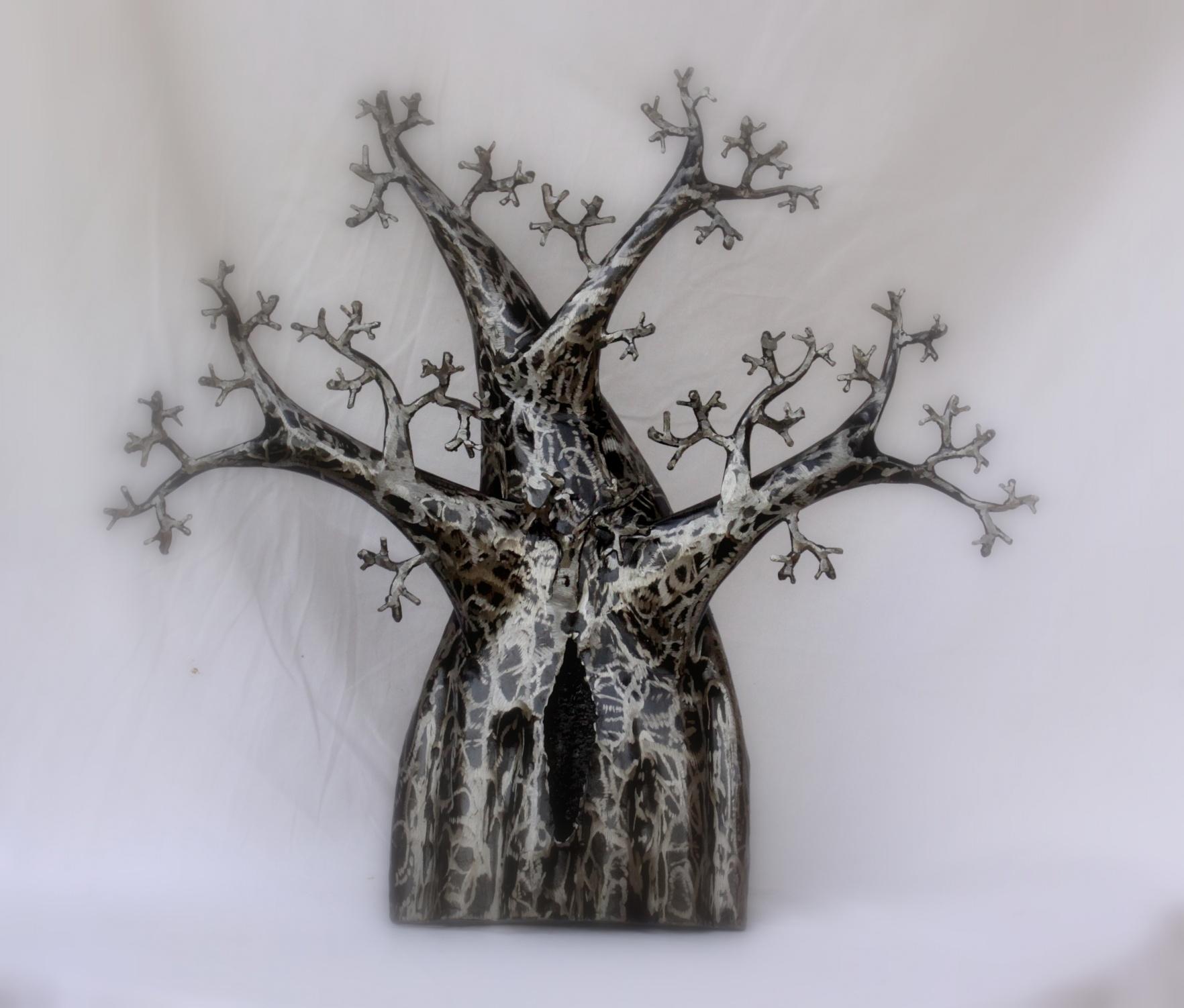 Baobab métal grand modèle