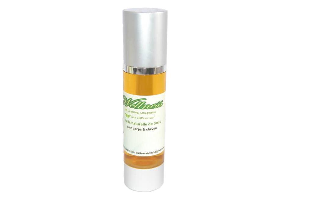 Coconut Natural Oil