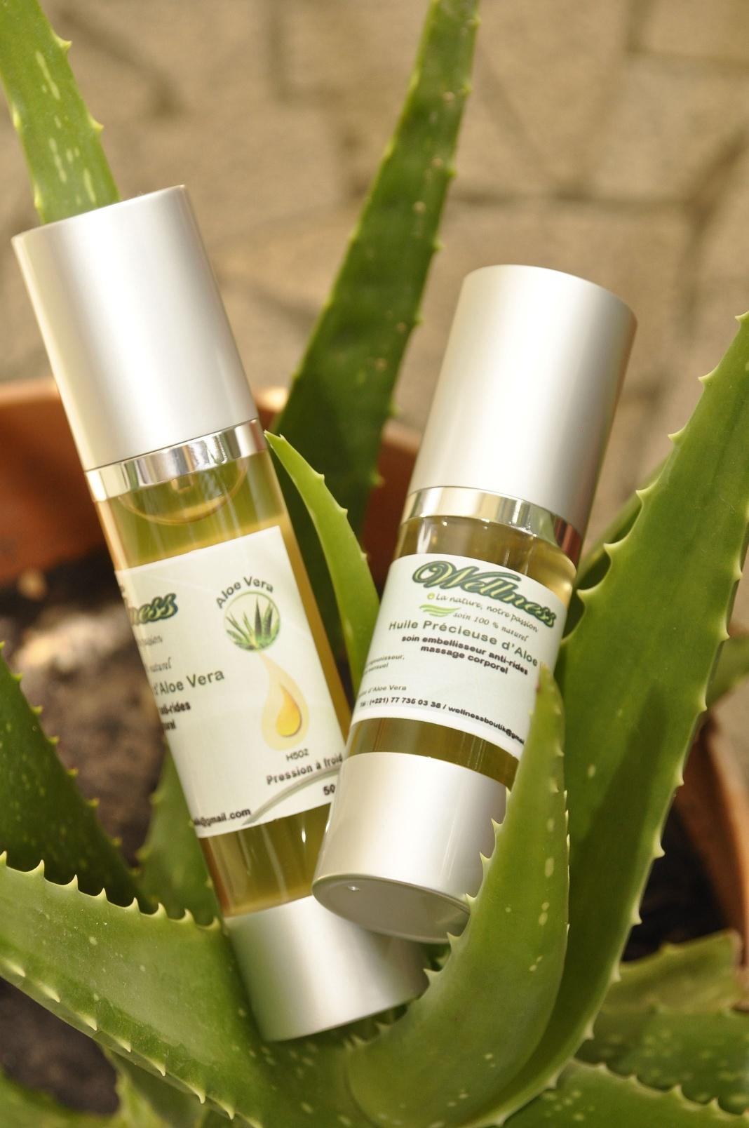 Aloe Vera Precious Oil