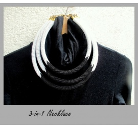 Chest necklace