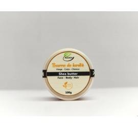 Certified shea butter