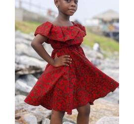 Wax dress Binta