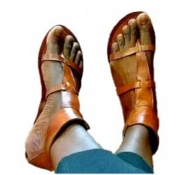 Sandales - Montantes