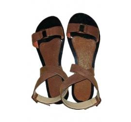 Sandales Plates avec boucles