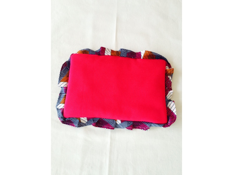 Coussin BB Rouge