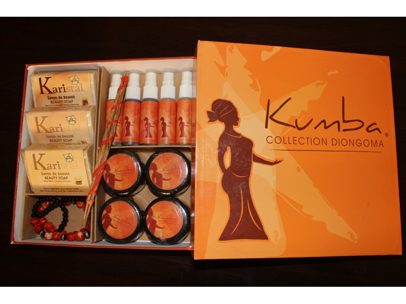 Coffret Kumba Collection Diongoma