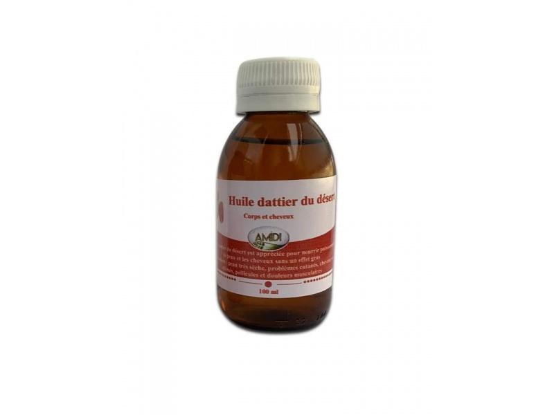 Desert date oil