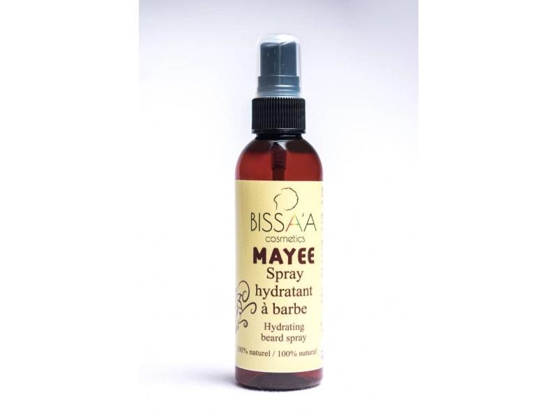 Spray hydratant à barbe