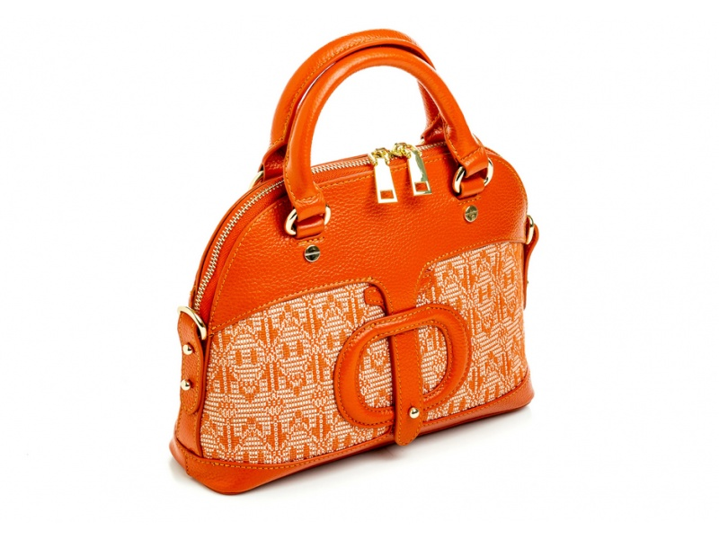 Dorine crossbody orange