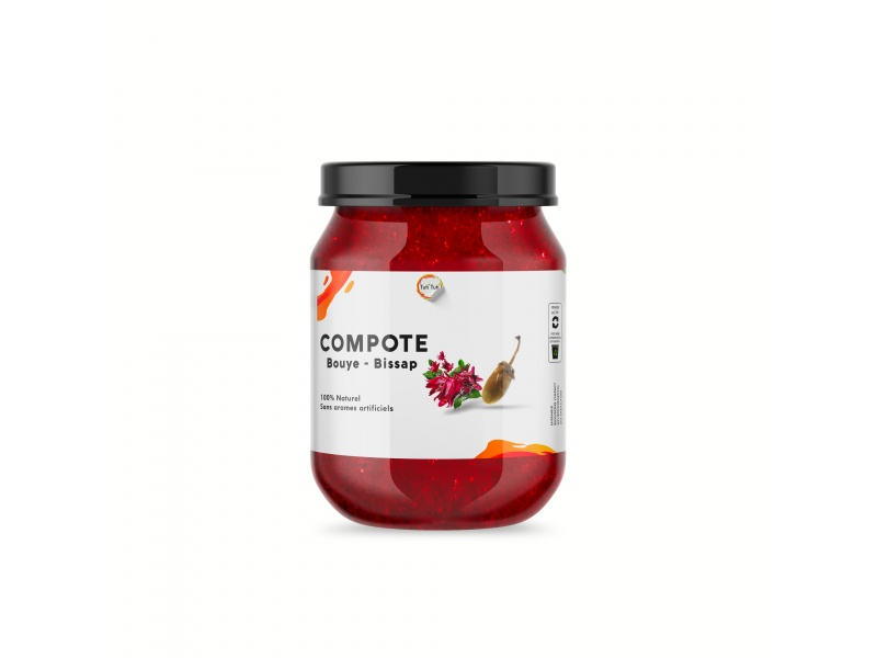 Bouye Bissap compote