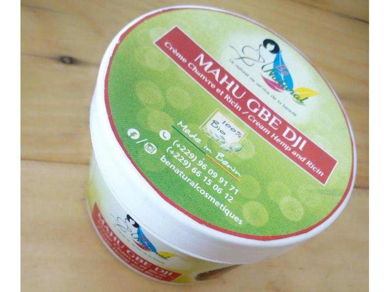 Crème Chanvre Ricin