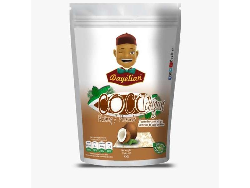 Coco Tchigan Nutmeg