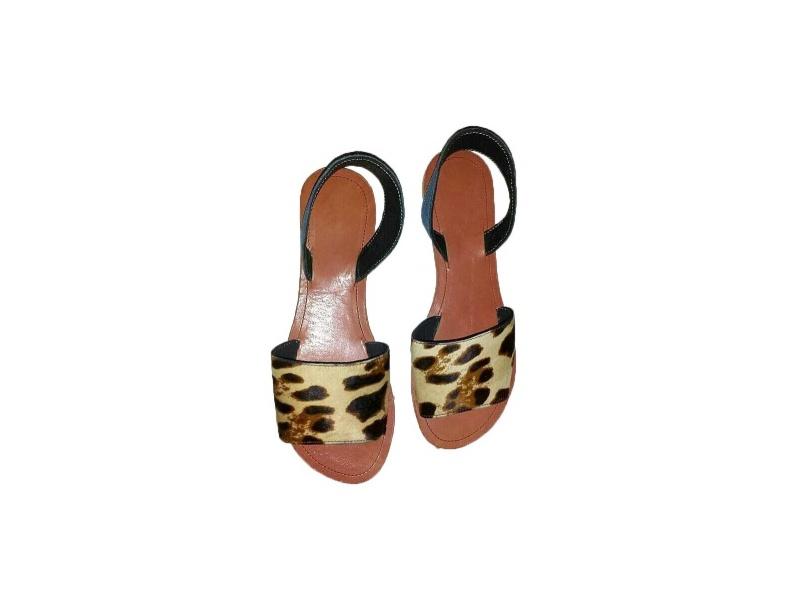 Sandales - Zébrés