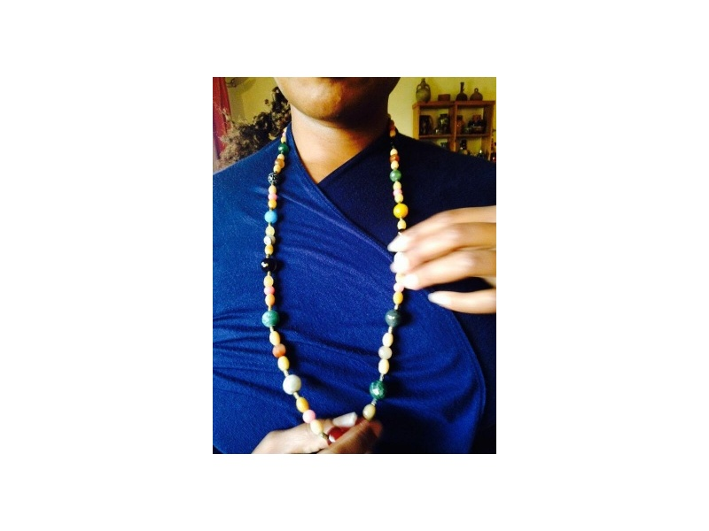 mixed necklace nana
