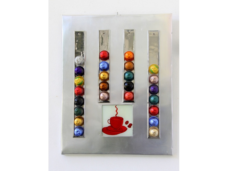 Porte capsules Nespresso