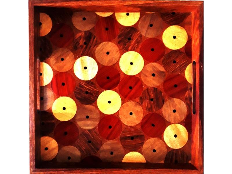 Bubble tray