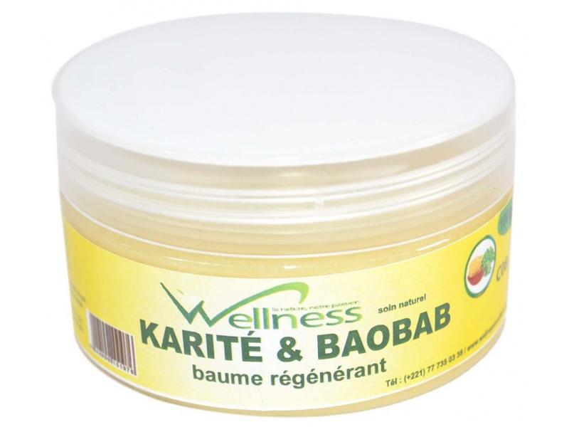 Baume Karité & Baobab