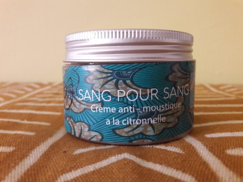 Anti-mosquito Cream with  Shea