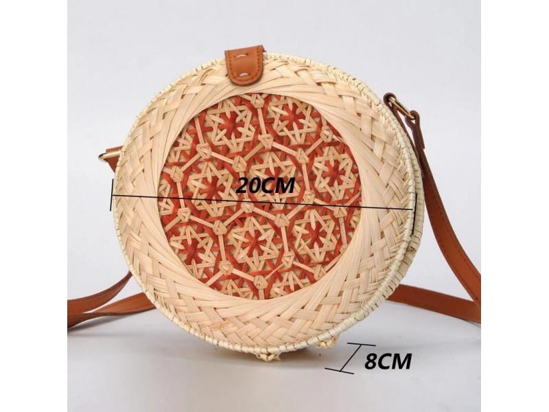 Handmade Rattan bag