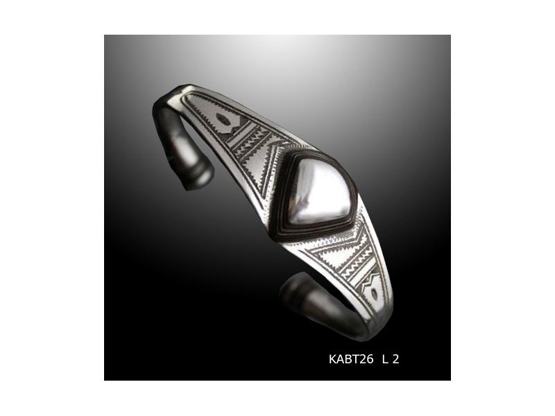 Silver Tuareg Bracelet